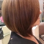 Color by Farida and hair cut by Brenda