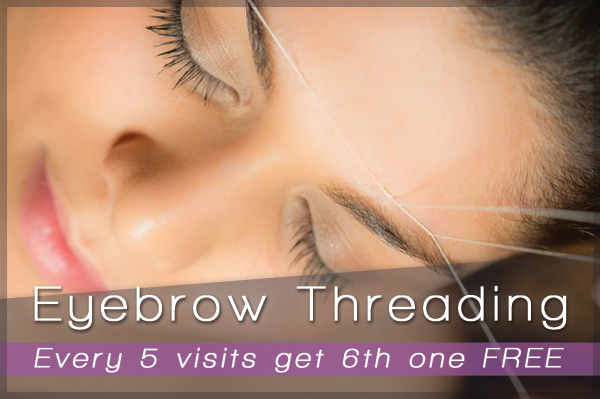 eyebrow-threading