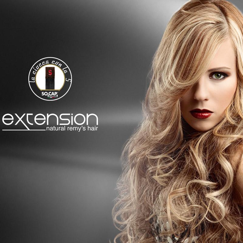 So. Cap Hair Extensions 83