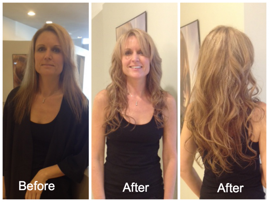 Hair Extension New Jersey Remy Indian Hair