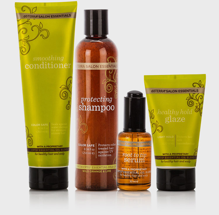 ... Salon Essential hair care products promote healthy, soft, and