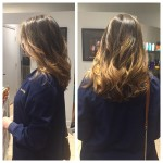 Balayage and style by Anisa